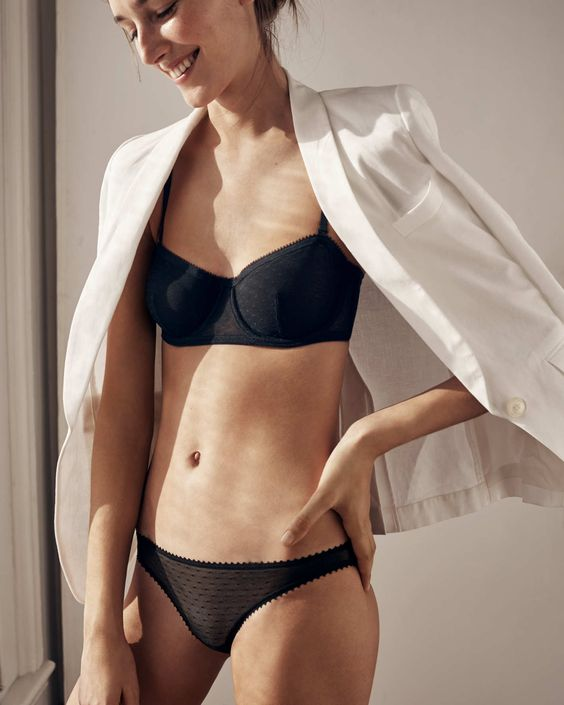 J. Crew is launching an intimates line.