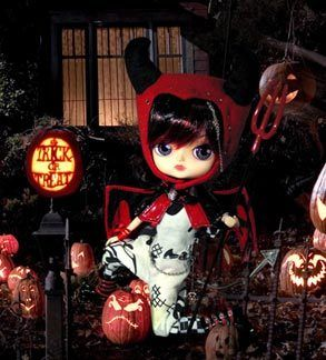 Lipoca Dal by Junplanning Halloween Devil Pullip   eBay
