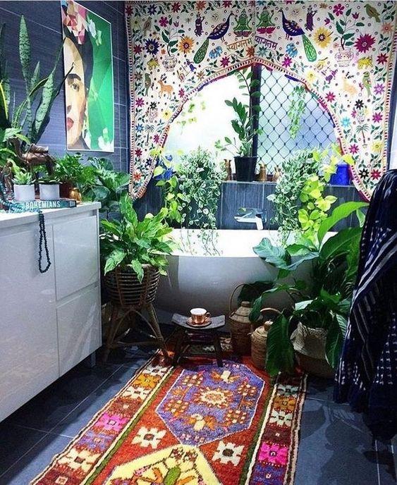 Top Bohemian  Interiors