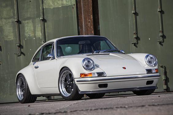Porsche 911 Retro von Kaege: 993er mit Optik vom F-Modell