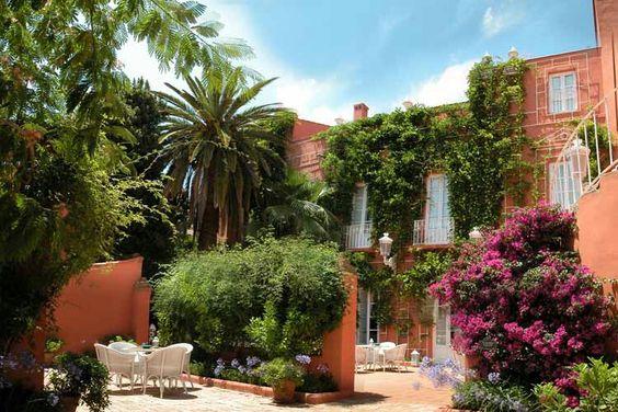 Hotel casa palacio conde de la corte zafra extremadura - Tapicerias en sevilla ...