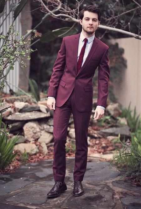 men fashion | Tumblr - Love the suit | Men's Style | Pinterest