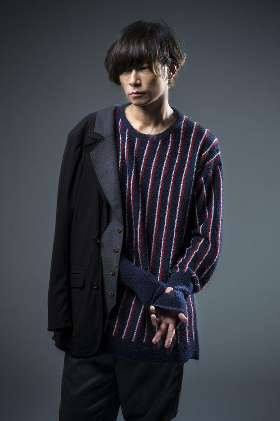 川上洋平ストライプ柄のファッション似合う壁紙