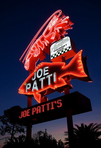 Joe Patti's Seafood in Pensacola, Florida  This is the best place to buy fresh seafood.  They also have a lot of cajun favorites.