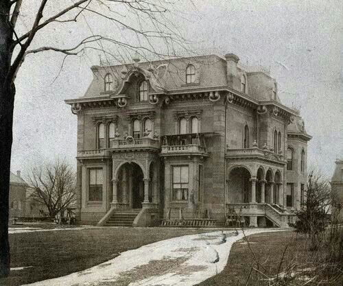 Forgotten Mansion in Maryland: