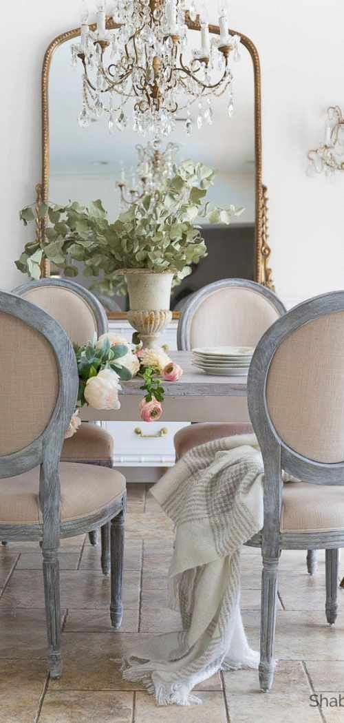 French Country Style At Home Frenchcountrystyle Country Style Dining Room Dining Room French French Country Living Room