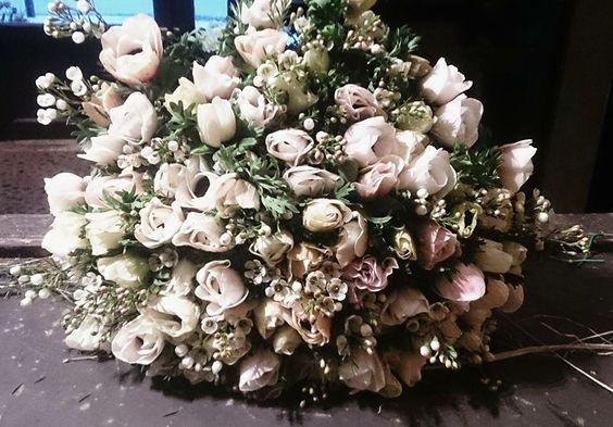Bouquet hiver Silvia