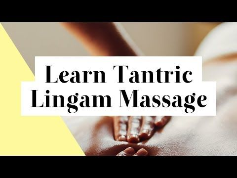 Massage anleitung lingam Lingam Massage