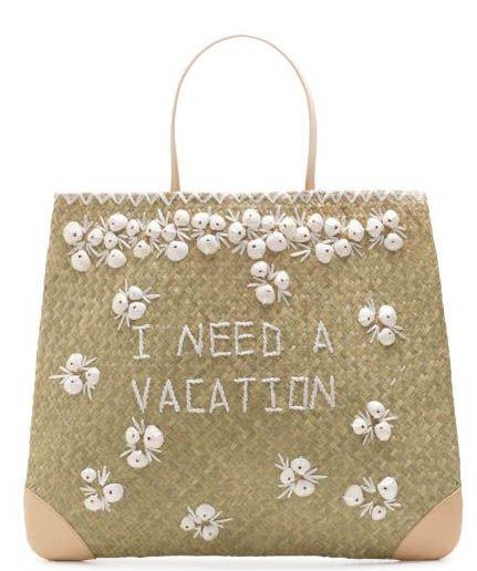 tote - I need a vacation