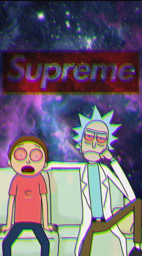 Rick And Morty X Supreme Wallpaper Iphone Click Here To Download Supreme Wallpaper Iphone Cartoon Wallpaper Supreme Wallpaper Supreme Iphone Wallpaper