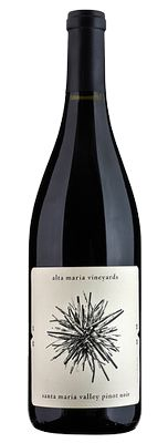 2008 Alta Maria Vineyards Pinot Noir, Santa Maria Valley. If I were doing now what I thought I would probably do with my life as a sophomore in college, I would be a photographer living in a tent or an old VW Bus somewhere, splitting my time between rock climbing and taking pictures of stuff that most people wouldn't give a second glance. This wouldn't necessarily be a bad thing, but I offer it as proof of how little sense I had of what path my life would take.