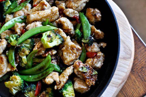 12 light healthy recipes