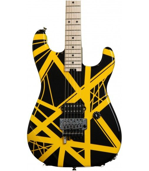 Black And Yellow Evh Striped Series Guitars China Competes With The Biggest Names In The Black And Yellow Evh Striped Series Guitar Black N Yellow Yellow Black