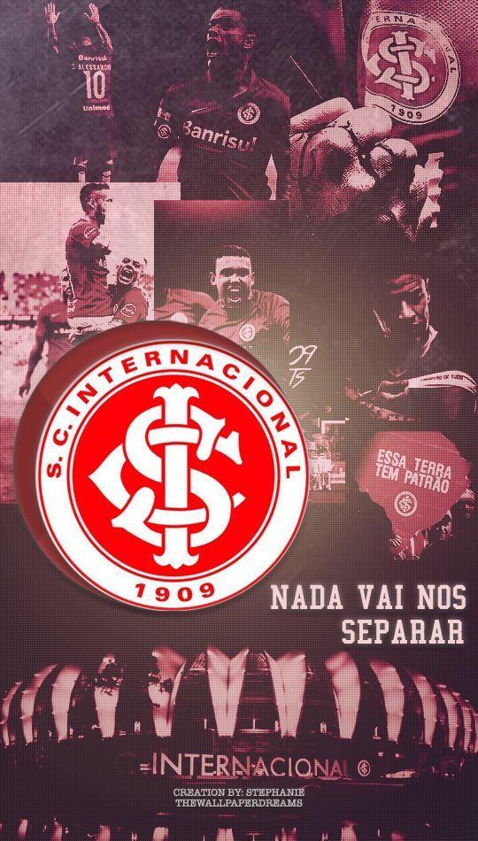 Pin De Ferreyradaniela Em E O Inter S2 Internacional Futebol Clube Sport Clube Sport Clube Internacional