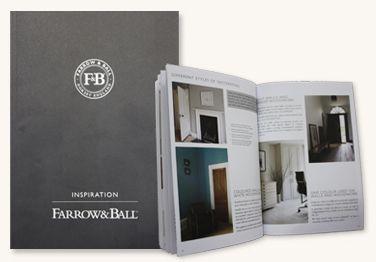 farrow & ball | 2012 catalogue