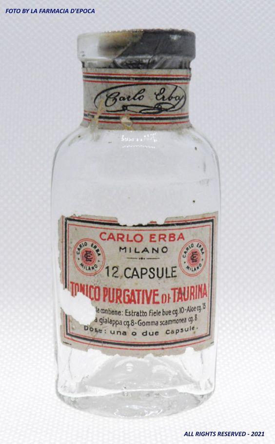 Capsule Taurina