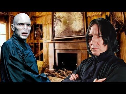 What Was Really Happening With Snape And Voldemort That Night In The Shr Fantastic Beasts And Where Fantastic Beasts Voldemort