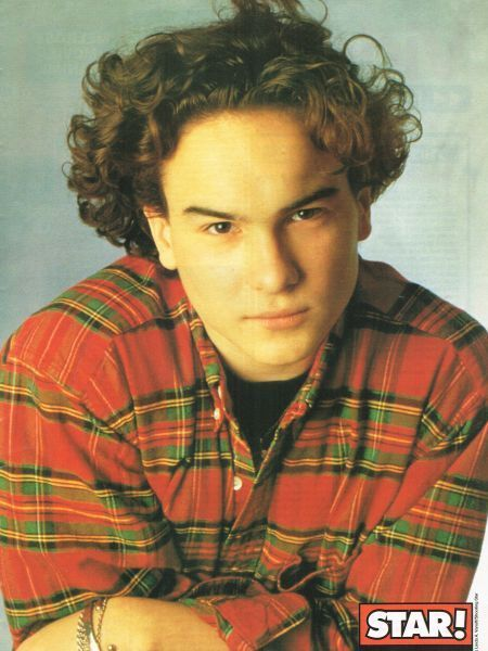 Image result for johnny galecki young