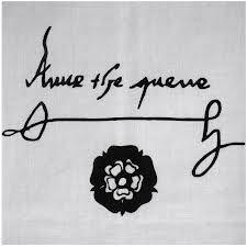 Anne Boleyn signature