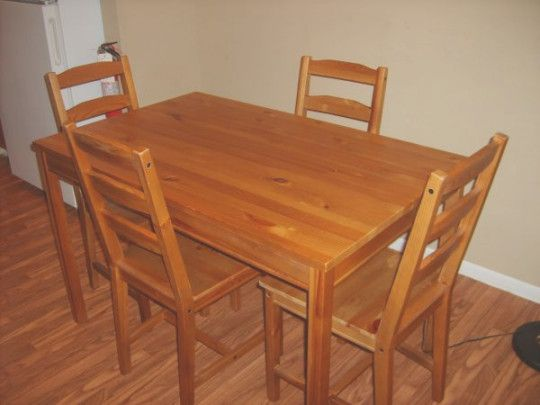 Inspirational Craigslist Dining Table And Chairs
