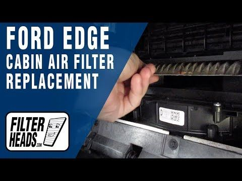 How To Replace Cabin Air Filter Cabin Air Filter Air Filter Cabin Filter