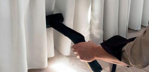 Curtain Cleaning Steaming Home Cleaning Services Cleaning