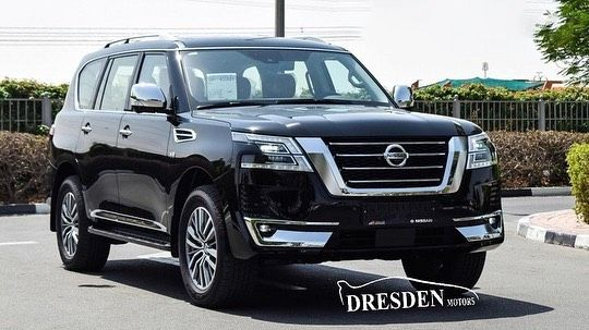 2020 Brand New Nissan Patrol Le Platinum City 5 6l V8 400 Hp Automatic 7 4wd New Nissan Patrol Conquer Everywhere Th Nissan Patrol Lexus Sport New Nissan