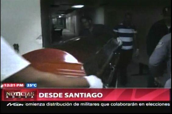 Le Quitan La Vida A Ex Agente Policial Cuando Intentó Impedir Un Atraco En Santiago