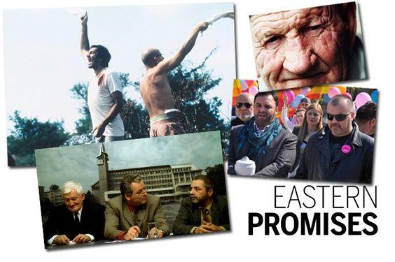 La 62 edición del Festival de San Sebastián dedicará un ciclo a los nuevos cines de Europa del Este, coincidiendo con el 25 aniversario de la caída del Muro de Berlín: -->http://bit.ly/1q6Zk83