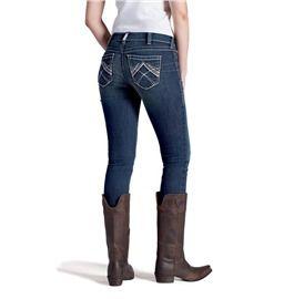 Ariat - Ladies Whipstich Skinny Jean - Denim