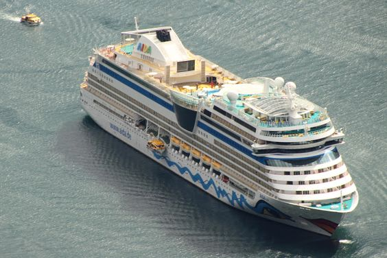 4 Freizeiten Aida Aidasol mit Tenderboot