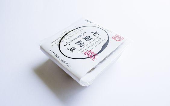 七彩納豆 パッケージ, nanasai natto package