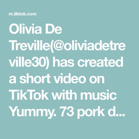 Treville olivia de Olivia de