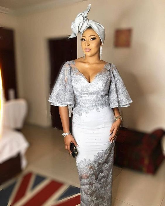 Ladies Zone: Style Slayers Get in Here! Checkout These Trendy EbFabLook Aso-Ebi Styles Diyanu