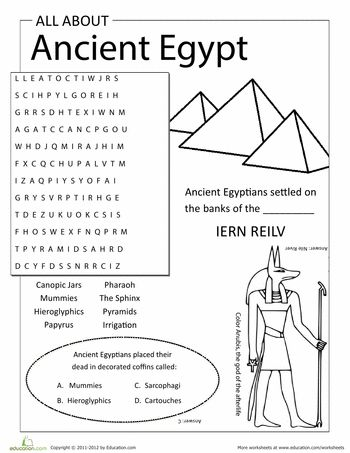 ancient egypt map worksheet worksheets tutsstar thousands of printable activities. Black Bedroom Furniture Sets. Home Design Ideas