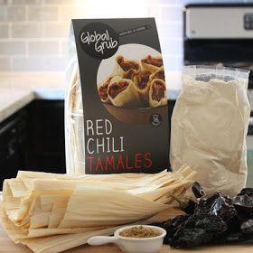 My Recipe Journey: Homemade Tamales!
