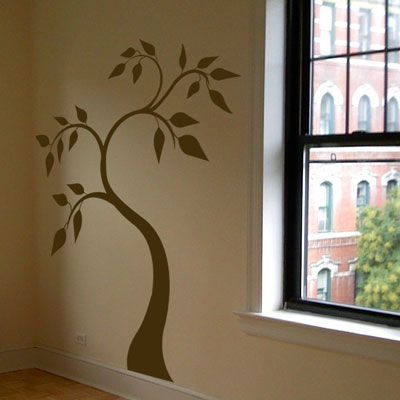 tree decal for our bedroom