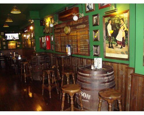 Bar tipo irlandes buscar con google bares decoracion - Decoracion pub irlandes ...