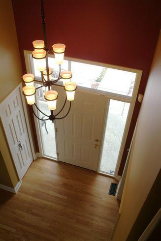 Entryway Chandelier Interior Design Pinterest Chandeliers