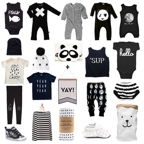 A brand for trend-setting tots & their mamas.
