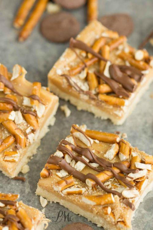Crunchy Millionaires ShortbreadReally nice recipes. Every  Mein Blog: Alles rund um die Themen Genuss & Geschmack  Kochen Backen Braten Vorspeisen Hauptgerichte und Desserts # Hashtag
