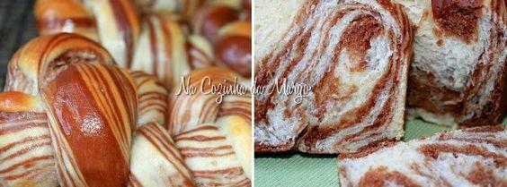 Esta técnica de panificação é interessantíssima e os pães ficam maravilhosos! A receita em si é uma massa de pão doce ou rosca. Pod...