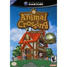 Animal Crossing NTSC for Nintendo Gamecube from Nintendo (DOL P GAFE)