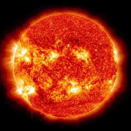 Mysteriöse Röntgensignatur: Entsteht Dunkle Materie im Innern unserer Sonne?  http://grenzwissenschaft-aktuell.blogspot.de/2014/10/mysterioses-rontgensignatur-entsteht.html  Abb.: NASA/SDO
