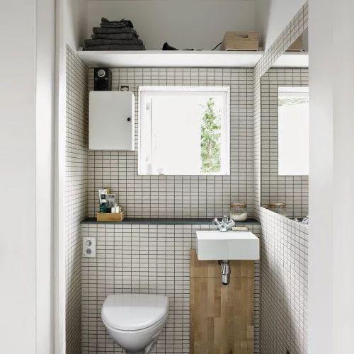 DECO: Espacio Mínimo el Aseo- Small spaces: Mini-toilet