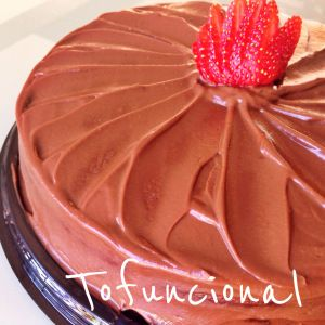 Creme de chocolate saudável