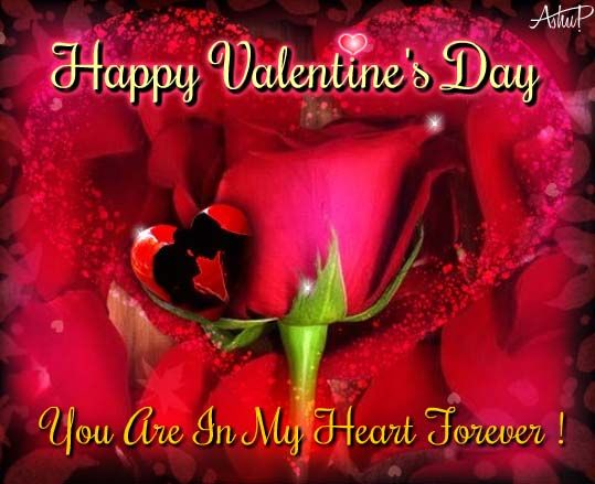 supportivev love card for valentineu0027s day to be sent pinterest a valentine wish