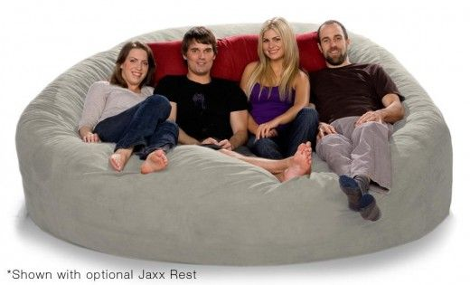Bean Bag Couch Giant Bean Bags And Bean Bags On Pinterest