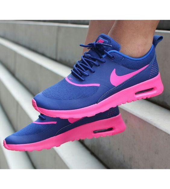 Nike Air max thea cobalt blue, Alta-Moda www.altamoda.nl