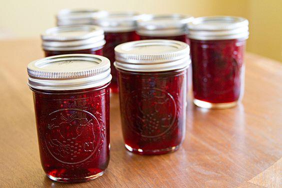 Raspberry-Cherry Jam by Sugarcrafter, via Flickr